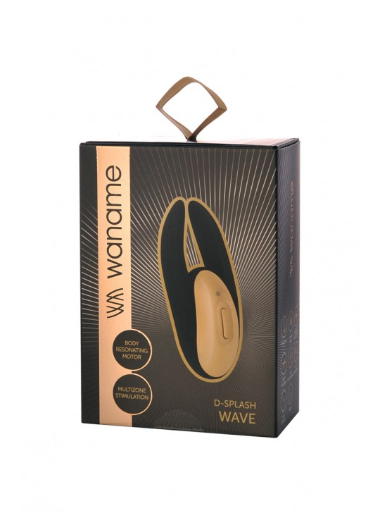 Клиторальный Вибромассажер WANAME Wave