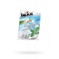 Презервативы Luxe КОНВЕРТ, Воскрешаюший мертвеца, Мята, 18 см, 3 шт
