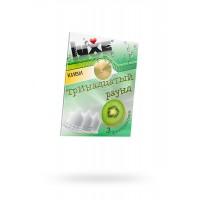 Презервативы Luxe КОНВЕРТ, Тринадцатый раунд, киви, 18 см, 3 шт