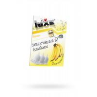 Презервативы Luxe КОНВЕРТ, Заключенный из Алабамы, банан, 18 см, 3 шт