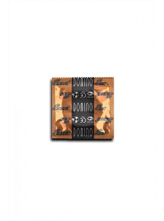 Презервативы Luxe Domino sweet sex Карамель, 18 см, 3 шт