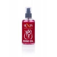Массажное масло Sexus с ароматом розы Rose Oil 200 мл