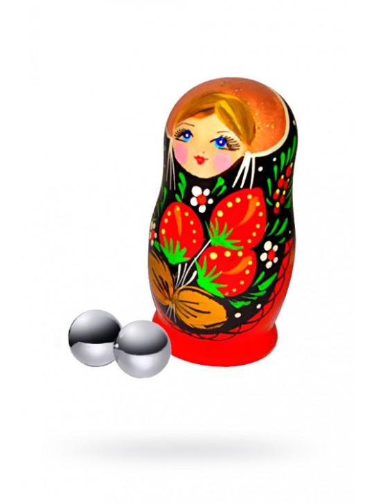 Вагинальные шарики Sitabella металлические Ø1,9 см
