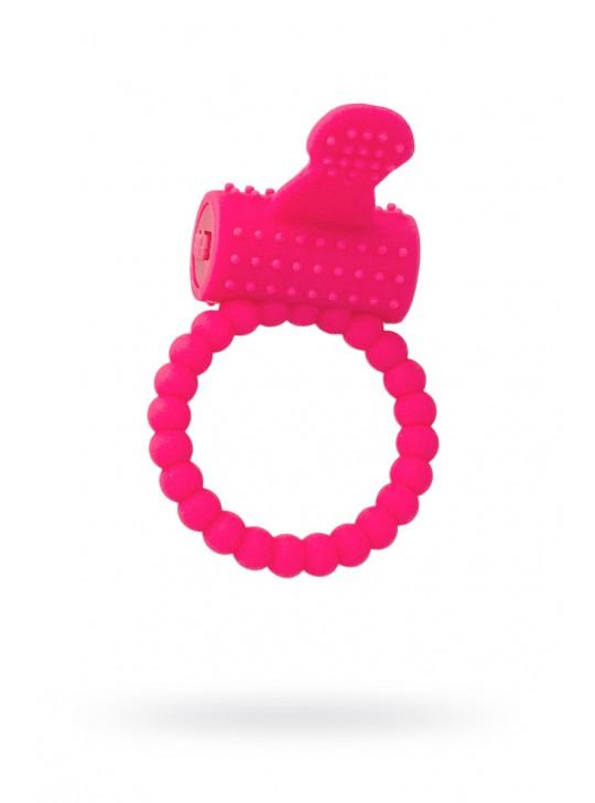 Виброкольцо силиконовое A-toys Ø4см