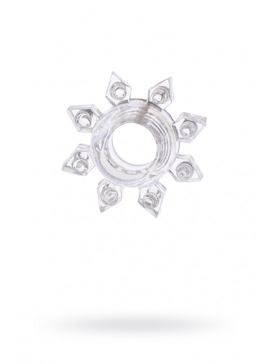Кольцо гелевое прозрачное №2