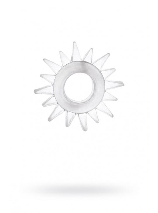 Кольцо прозрачное №3